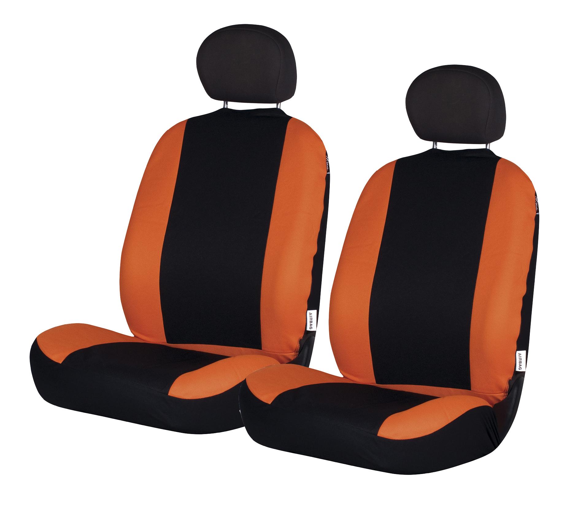Funda asientos delanteros Road